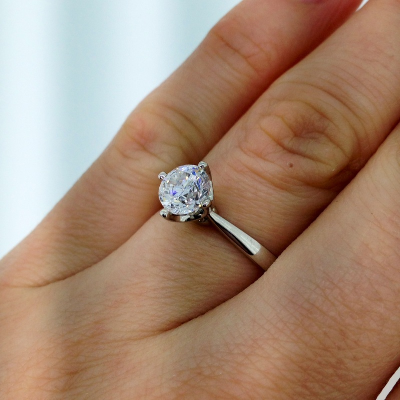 Fine diamond jewellery at Lanes in Leicester